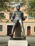 Bach Monument Arnstadt