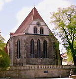 Bach Church Arnstadt