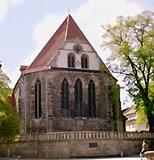Bach Church Arnstadt