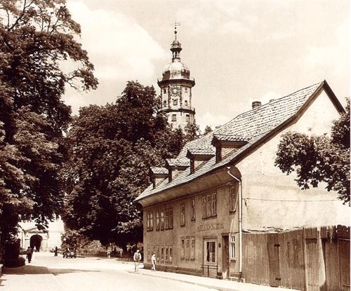 Waagenfabrik August Brömel