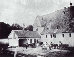 Die ehemalige Günthersmühle