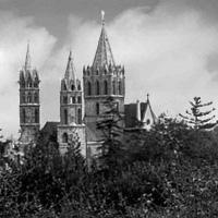 Liebfrauenkirche Arnstadt (um 1920)