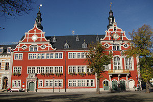 Town Hall of Arnstadt