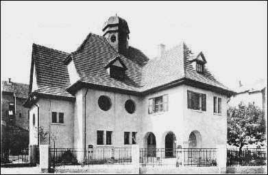 Die ehemalige Jüdische Synagoge
